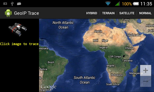 GeoIP Trace