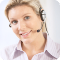 Home Based Answering Service logo