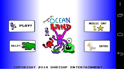 Super Ocean Land