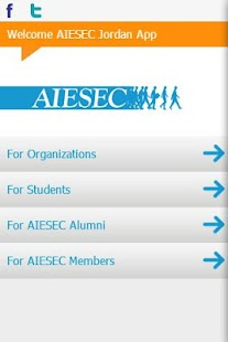 AIESEC Jordan - screenshot thumbnail
