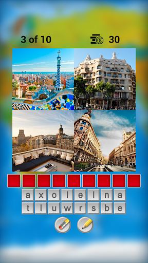 【免費教育App】4 Pics 1 Word : Countries-APP點子