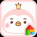 pink penggwyn dodol theme icon
