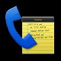 Caller Note logo