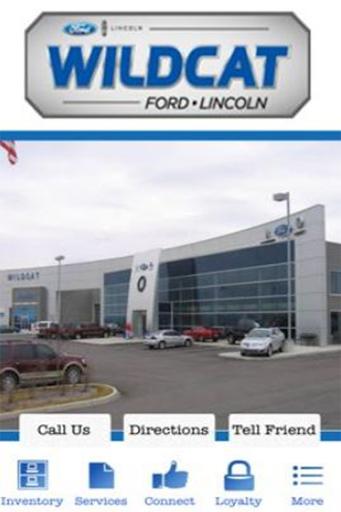 玩免費商業APP|下載Wildcat Ford Lincoln app不用錢|硬是要APP