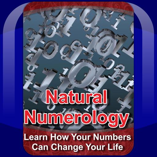 Natural Numerology LOGO-APP點子