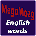Megamozg English words icon