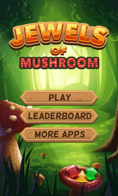Jewels of Mushroom - screenshot
