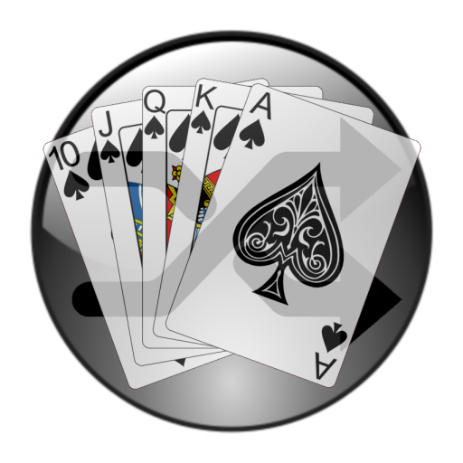 Poker Shuffle LOGO-APP點子
