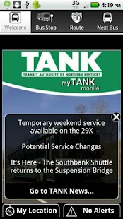 myTANK - screenshot thumbnail
