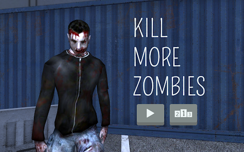 Kill More Zombies- screenshot thumbnail