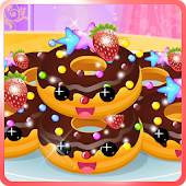 Cute Donuts Maker