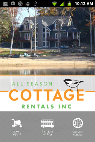All-Season Cottage Rentals
