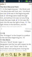 Screenshot of The Reformation Study Bible