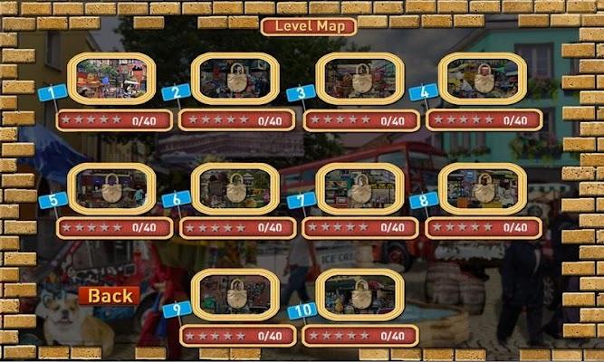 Big City Free Hidden Objects - screenshot