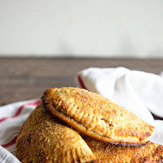 Pear and Walnut Hand Pies.