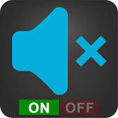 Mute OnOff Toggle Widget