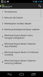 Belajar Membuat Website- screenshot thumbnail