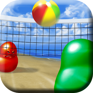 Blobby Volley Deluxe for PC and MAC