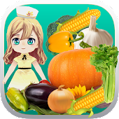 Vegetable Games For Kids
