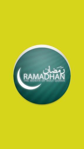 Imsakiyah Ramadhan 2014