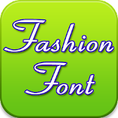 Fashion Font for Samsung