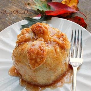 Barb's Apple Dumplings.