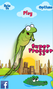 Super Frogger