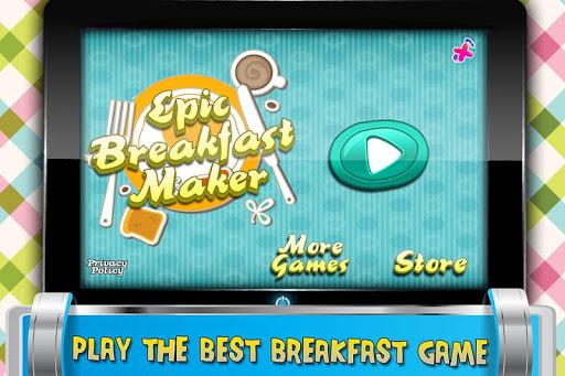 Epic Breakfast Maker Free