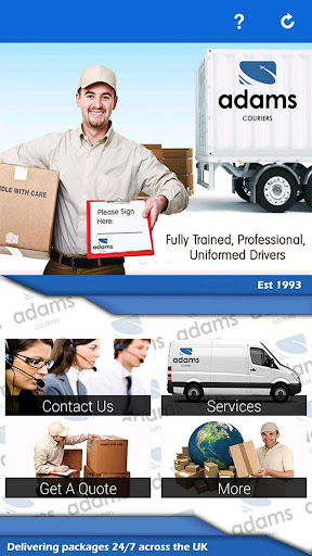 Adams Couriers
