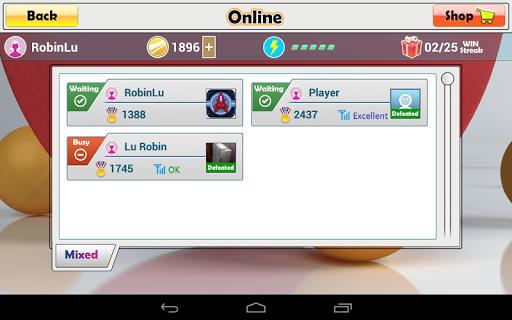 Virtual Table Tennis for PC