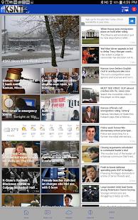 KSNT Kansas First News - screenshot thumbnail