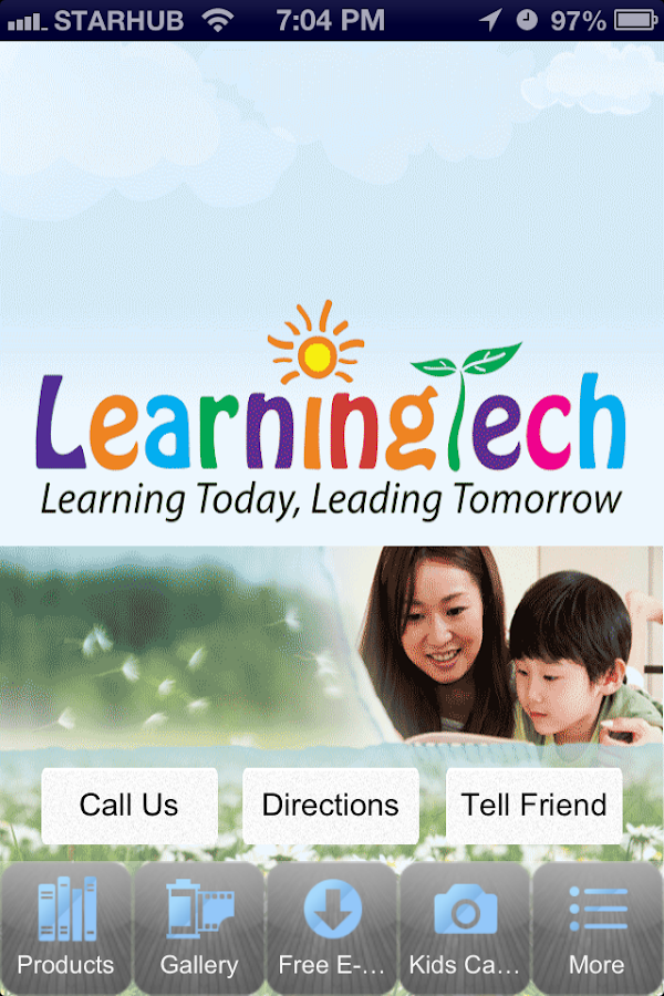LearningTech- screenshot