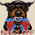 Rebel Dog Live Wallpaper icon