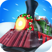 Xmas Train 3D