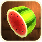 Theme fruit ninja Go Launcher