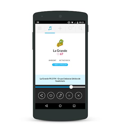 無料音乐Appのグアテマラをラジオします。|記事Game