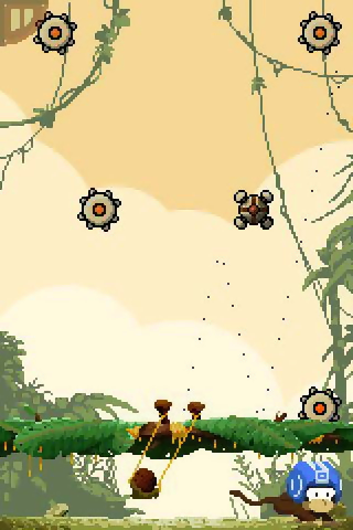 Monkey vs Robots Pro