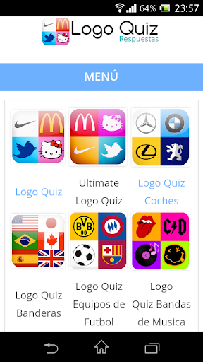 Logos Quiz Answers Level 6 for Android - Techiehandy - Laptops Specs | Smartphone Review | Android T