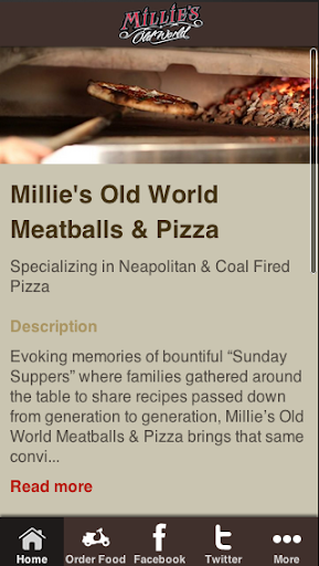 Millie's Old World