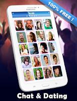 Screenshot of Chat dating & love 100% Free
