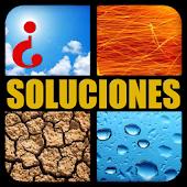 Soluciones. 4 fotos 1 palabra.