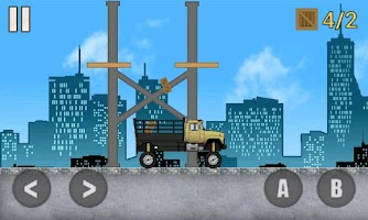 Screenshot of Truck Delivery Free