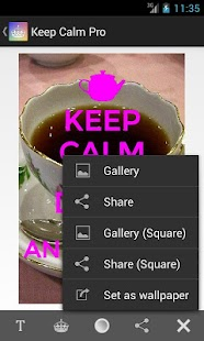 Keep Calm Pro - screenshot thumbnail