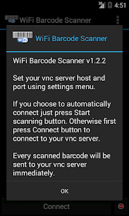WiFi Barcode Scanner - screenshot thumbnail