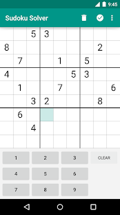 Sudoku Solver- screenshot thumbnail