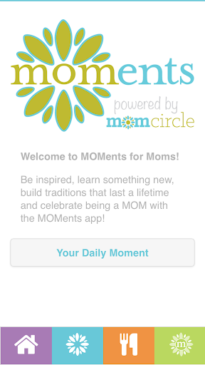 MOMents for Moms by MOMcircle