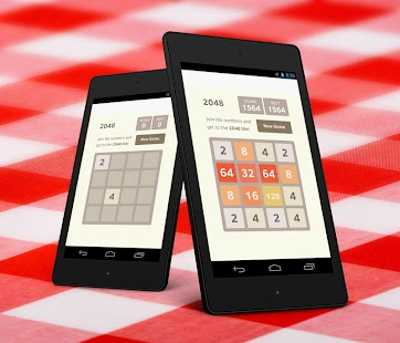 2048 Simple Puzzle - screenshot thumbnail