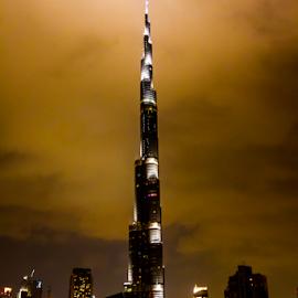 Burj Khalifa by Rahul Bakshi - City,  Street & Park  Skylines