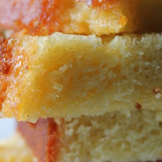 Orange Olive Oil Pound Cake