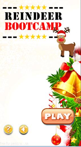 Reindeer Bootcamp - Christmas